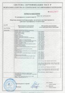 Сертификат соответствия ГК РЕЗЬБОВЫЕ СОЕДИНЕНИЯ (2)
